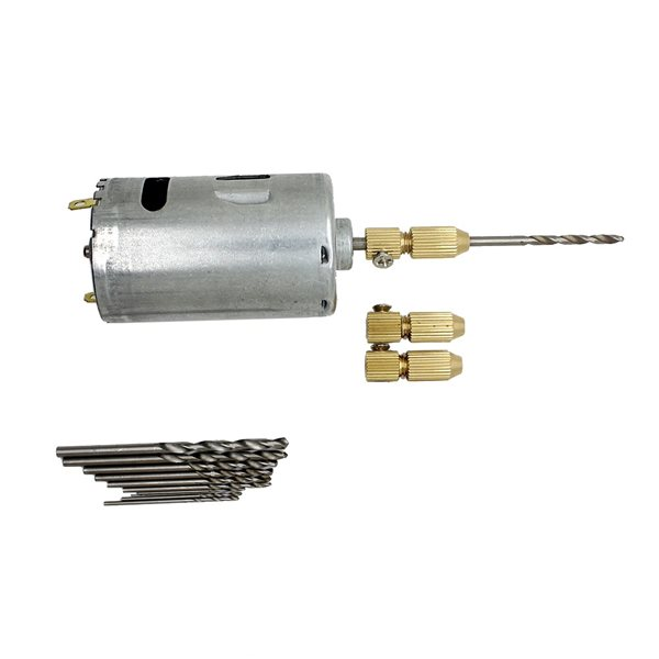 Drilling dc motor high speed large torque mikroelectron for Large dc electric motor