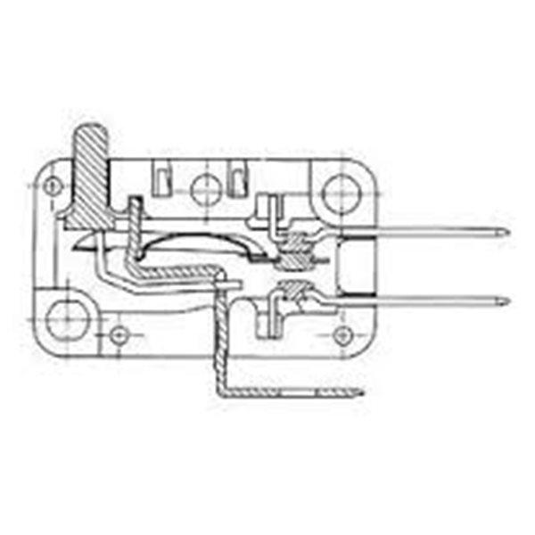 kw8 limit switch 3pin ac switch power or dc power switch micro