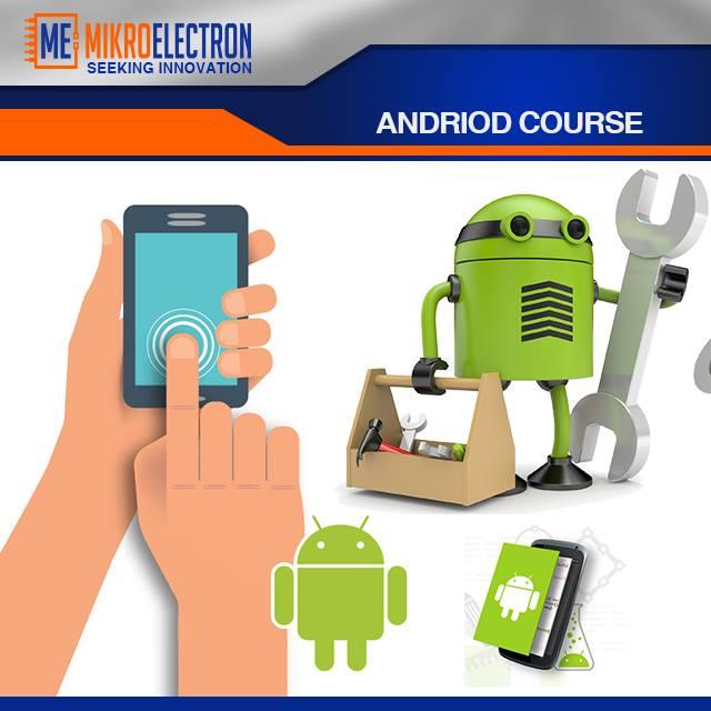 Android course course mikroelectron amman jordan