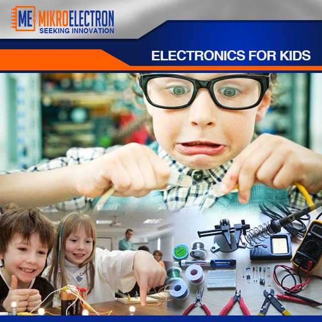 Little Engineer course mikroelectron amman jordan
