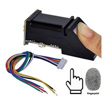 Fingerprint Reader Sensor ZK4500 with c# SDK - Mikroelectron
