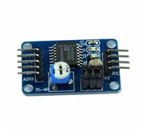 24-bit 16Channel ADC with 16 digital I/O expansion PCB