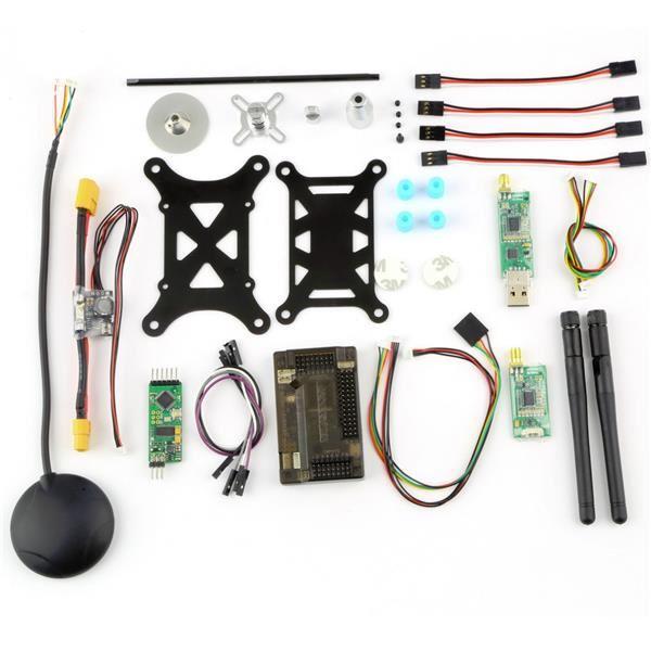 APM2 6 ArduPilot Flight Controller KIT - Mikroelectron