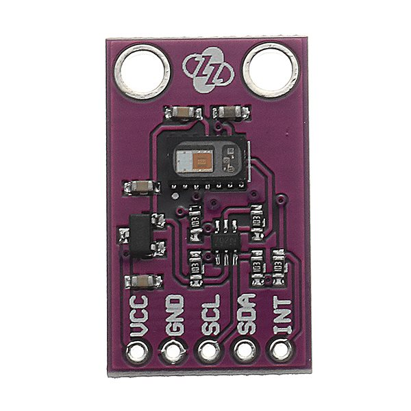 MAX30105 Particle and Pulse Ox Sensor (OXIMETER