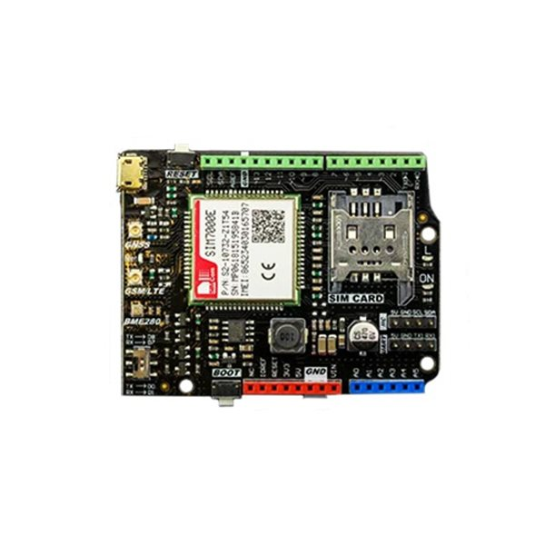 DFRobot SIM7000E for Arduino NB-IoT/LTE/GPRS/GPS Expansion Shield