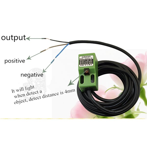 Swell Inductive Proximity Sensor Sn04 N Npn 3 Wire No 6 36V Dc Wiring Database Lotapmagn4X4Andersnl